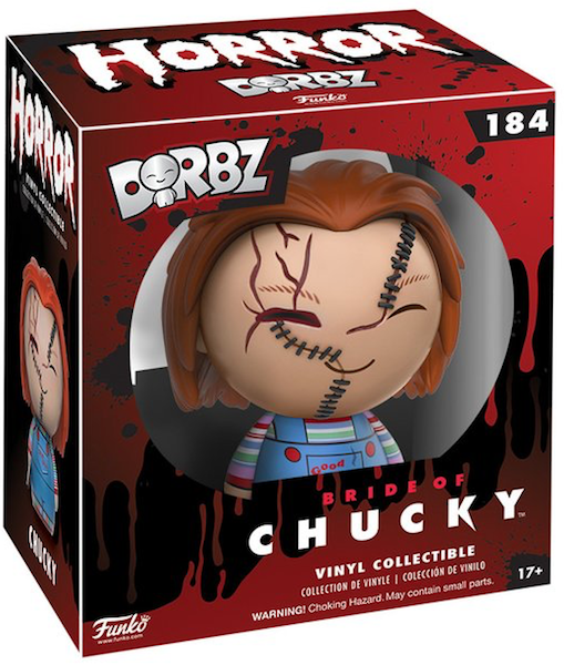 Child's Play Chucky Dorbz Vinyl Figure by Funko