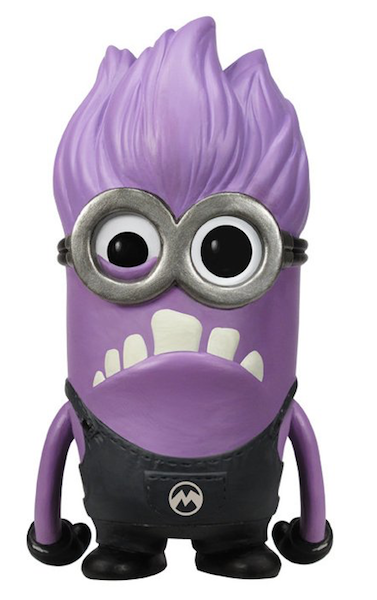 Despicable Me 2: Evil Minion Pop! Vinyl figure by Funko