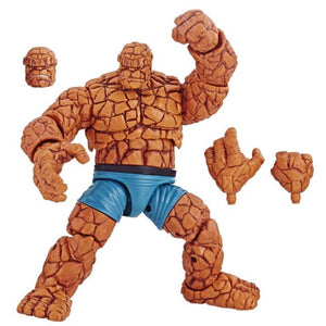 Fantastic Four Thing Marvel Legends Figure by Hasbro