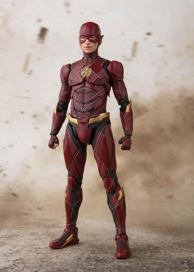 Justice League Movie Flash Action Figure by SH Figuarts