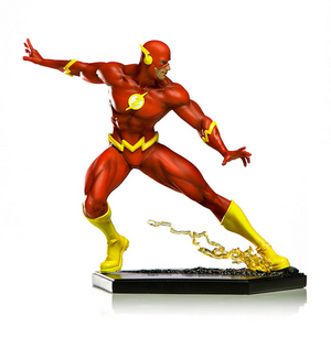 DC Comics: The Flash 1:10th Art Scale Statue by Iron Studios