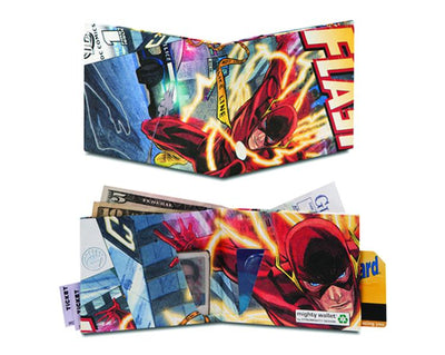 Flash The Brightest Day Mighty Wallet by Dynomighty -Dynomighty - India - www.superherotoystore.com