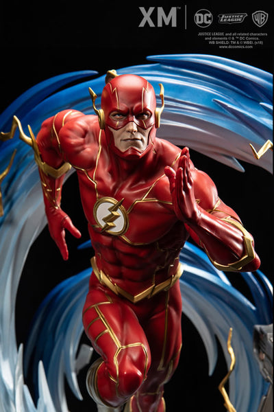 DC Rebirth - The Flash 1/6th Scale Statue by XM Studios
