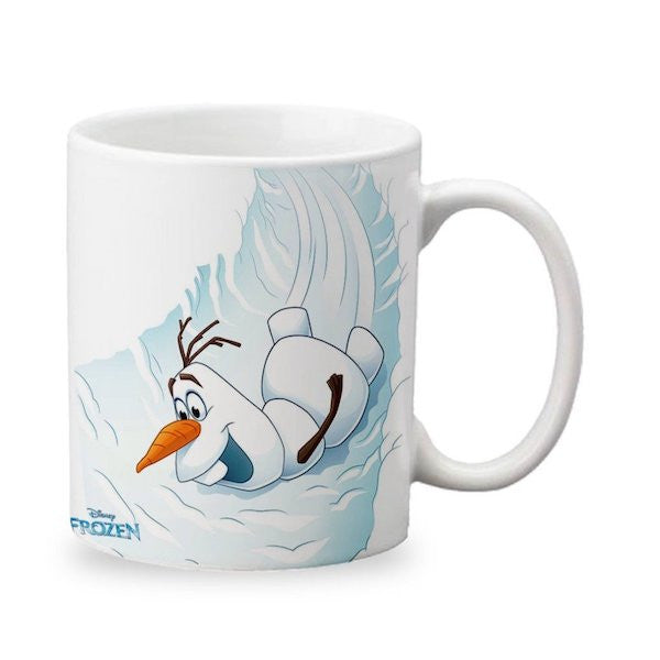 Frozen Olaf Digital Printed Mug -Orka - India - www.superherotoystore.com