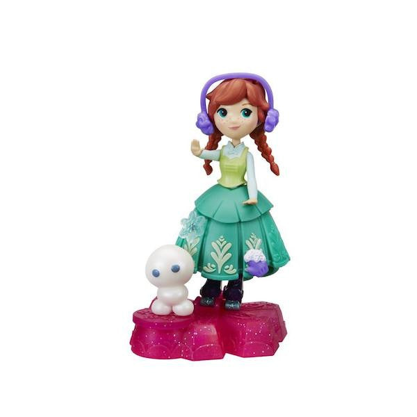 Disney Frozen: Little Kingdom Anna Glide & Go Figure by Hasbro -Hasbro - India - www.superherotoystore.com
