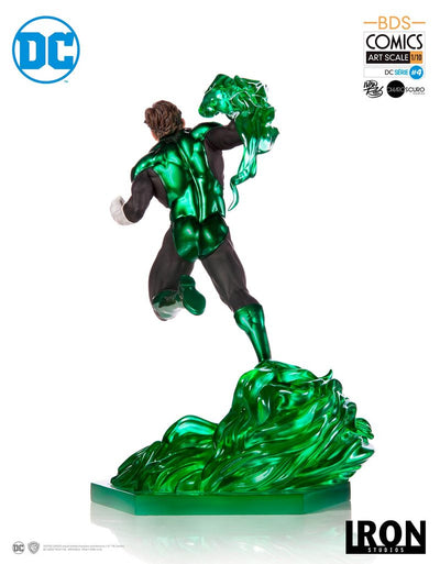 Green Lantern 1:10th Art Scale Statue by Iron Studios -Iron Studios - India - www.superherotoystore.com