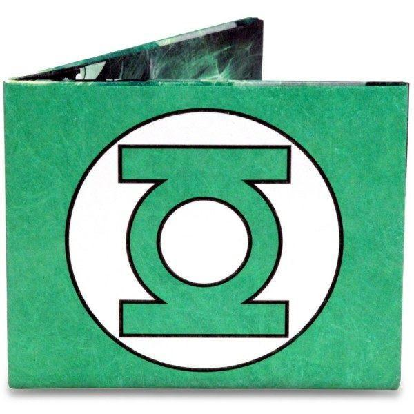 Green Lantern Logo Mighty Wallet by Dynomighty