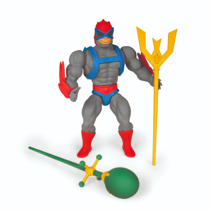 Masters of the Universe - Stratos Figure by Super7