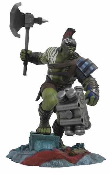 Marvel Gallery Thor Ragnarok Hulk Statue by Diamond Select Toys