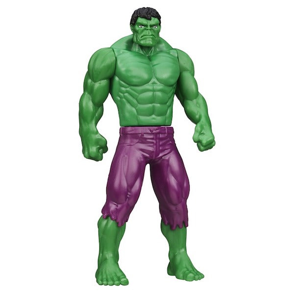 Marvel Hulk Action Figure by Hasbro