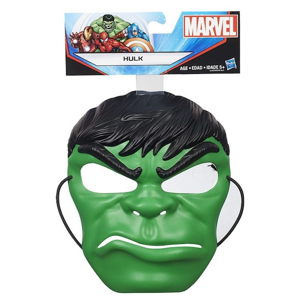 Marvel Hulk Mask by Hasbro -Hasbro - India - www.superherotoystore.com