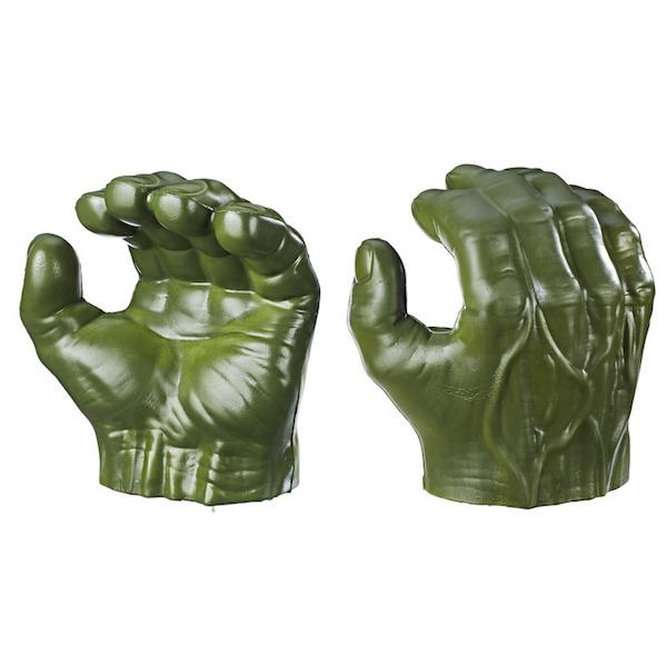 Marvel Avengers Gama Grip Hulk Fists by Hasbro