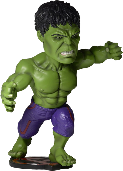 Avengers Age of Ultron Hulk Head Knocker by Neca
