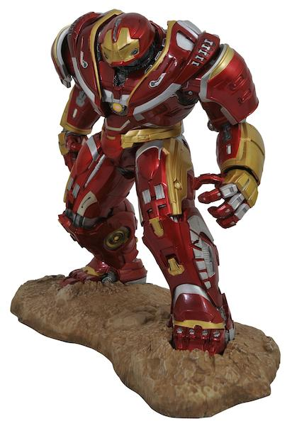 Marvel Premier Collectibles: Avengers Infinity War: Hulkbuster Statue by Diamond Select Toys
