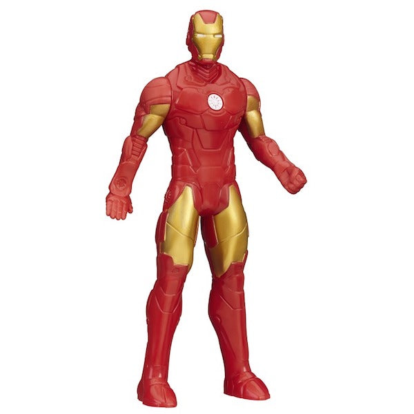 Marvel Iron Man Action Figure by Hasbro -Hasbro - India - www.superherotoystore.com
