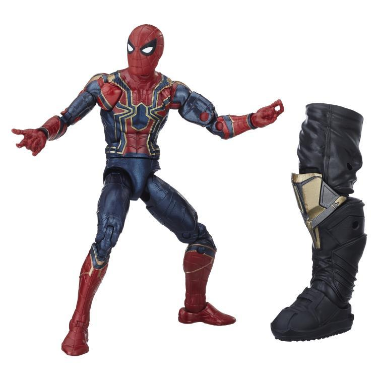 Avengers Infinity War: Marvel Legends: Iron Spider Figure by Hasbro