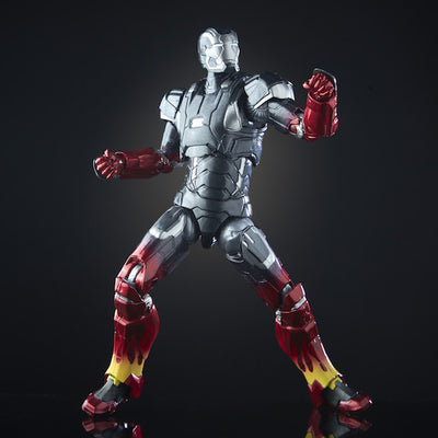 Marvel Studios The First Ten Years Pepper Potts, Iron Man Mk XXII and The Mandarin 3 Pack by Hasbro -Hasbro - India - www.superherotoystore.com