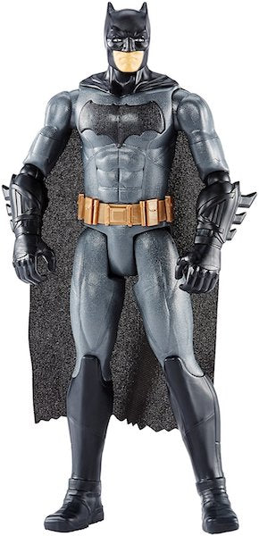 Justice League Movie: Batman 12-inch Action Figure by Mattel
