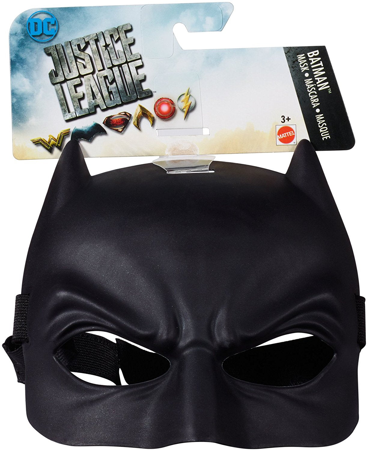 Justice League Movie: Batman Mask by Mattel -Mattel - India - www.superherotoystore.com
