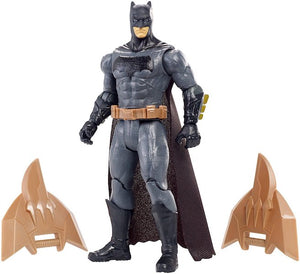 Justice League Movie: Batman 6-inch Figure by Mattel