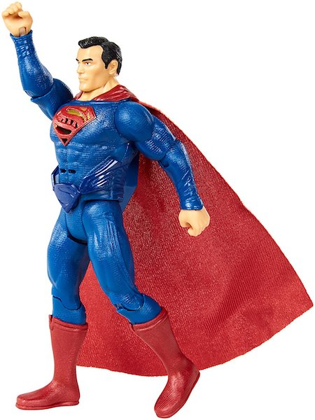 Justice League Movie: Interactive Talking Heroes: Superman Figure by Mattel
