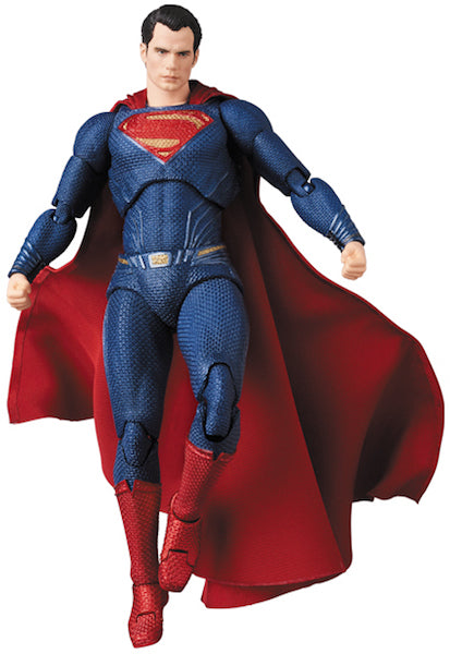 Justice League Movie: Superman Mafex Figure by Medicom Toys