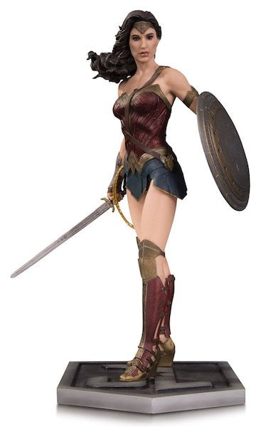 Justice League Movie: Wonder Woman Statue by DC Collectibles