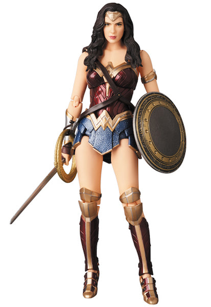 Justice League Movie: Wonder Woman Mafex Figure by Medicom Toys