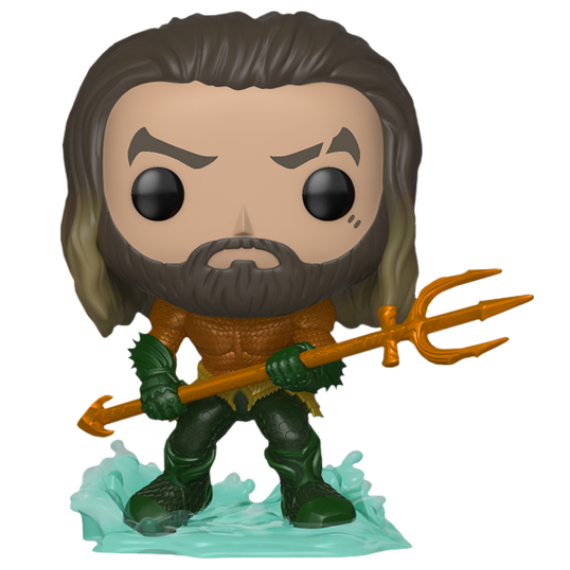 Aquaman Movie Aquaman Pop! Vinyl Figure by Funko -Funko - India - www.superherotoystore.com