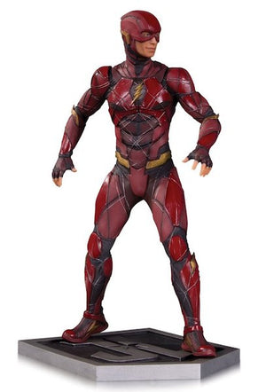 Justice League Movie: The Flash Statue by DC Collectibles