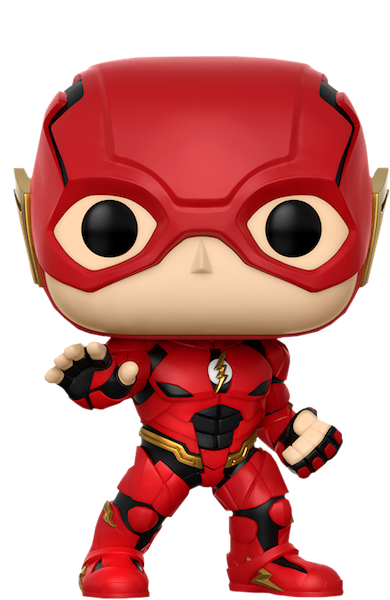 Justice League Movie: Flash Pop! Vinyl Figure by Funko