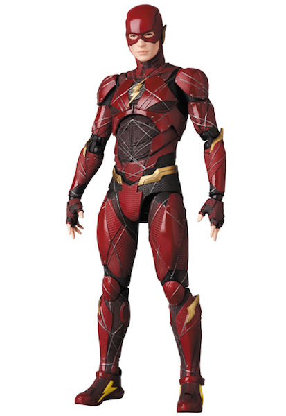 Justice League Movie: Flash Mafex Figure by Medicom Toys -Medicom - India - www.superherotoystore.com