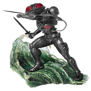 Aquaman Movie Black Manta 1:10th Art Scale Statue by Iron Studios