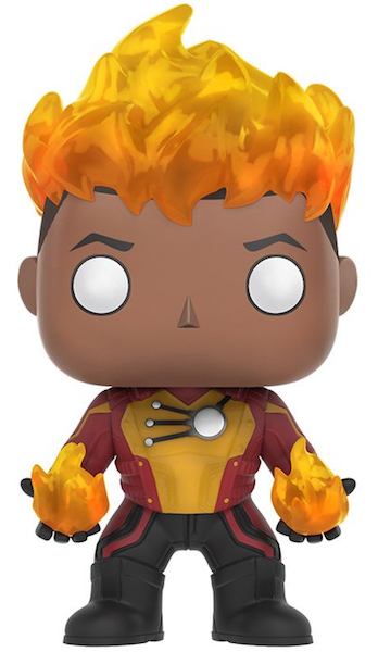 Legends of Tomorrow: Firestorm Pop! Vinyl Figure by Funko