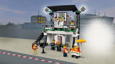 Mercedes Benz AMG Petronas Formula One Team Set by Lego -Lego - India - www.superherotoystore.com