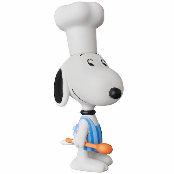 Peanuts Cook Snoopy Ultra Detail Figure by Medicom Toy Corporation