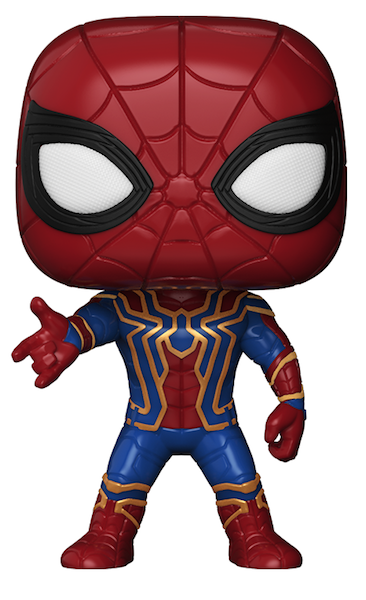 Avengers: infinity War: Iron Spider Vinyl Bobble-Head by Funko
