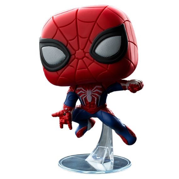 Swinging Spider-Man Vinyl Bobble-Head by Funko