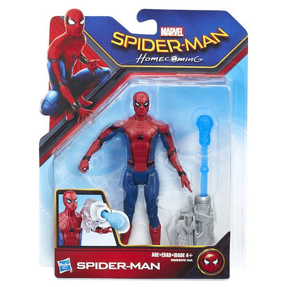 Spider-Man Homecoming: Web-City: Spider-Man Action Figure by Hasbro