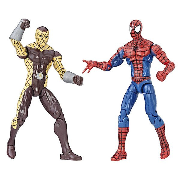Marvel Legends: Spider-Man and Shocker 2 Pack by Hasbro