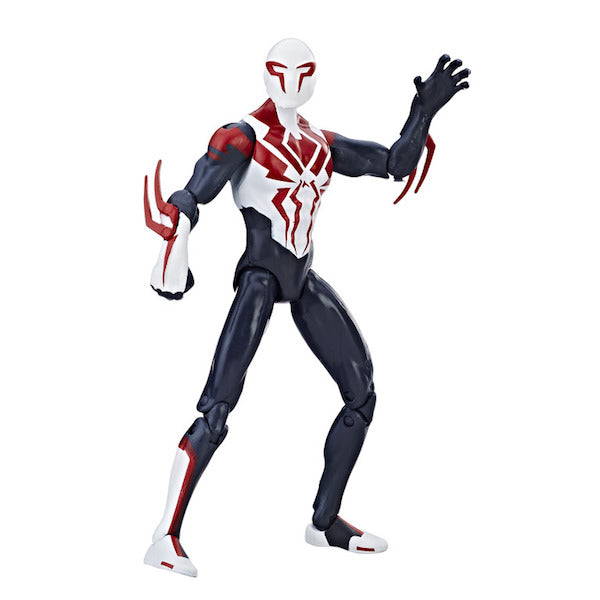 "Marvel Legends: Spider-Man 2099 3.75"" Action Figure by Hasbro"