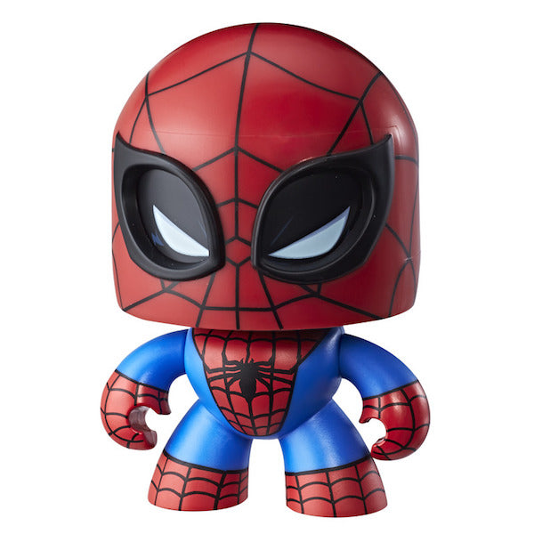 Marvel Mighty Muggs: Spider-Man Figure by Hasbro