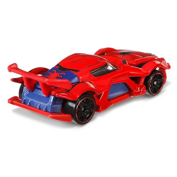 Marvel Character Car: Spider-Man Die-cast Car by Hot ...