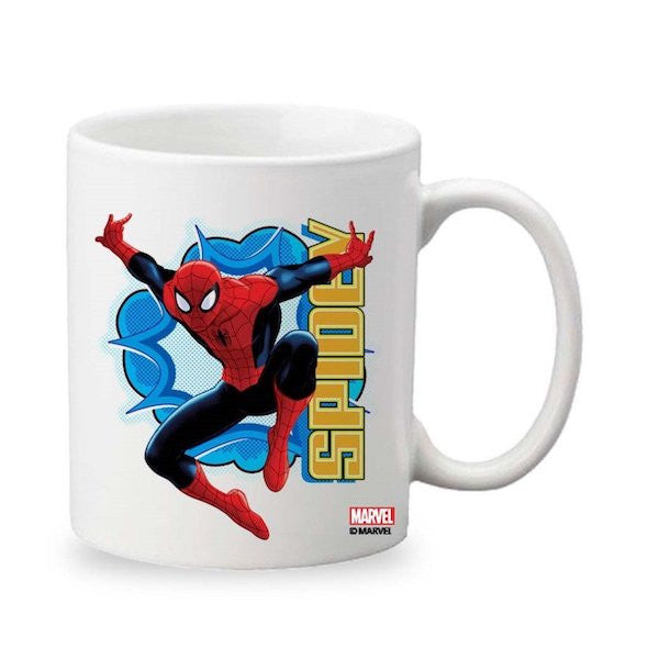 Spiderman Digital Printed Ceramic Mug