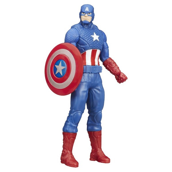 Marvel Captain America Action Figure by Hasbro -Hasbro - India - www.superherotoystore.com
