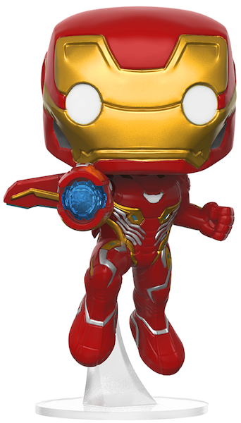 Avengers: infinity War: Iron Man Vinyl Bobble-Head by Funko