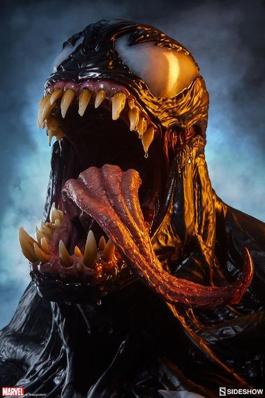 Venom Life Size Bust by Sideshow Collectibles