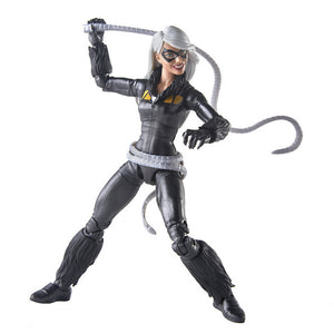 Amazing Spider-Man Marvel Legends Black Cat Figure by Hasbro