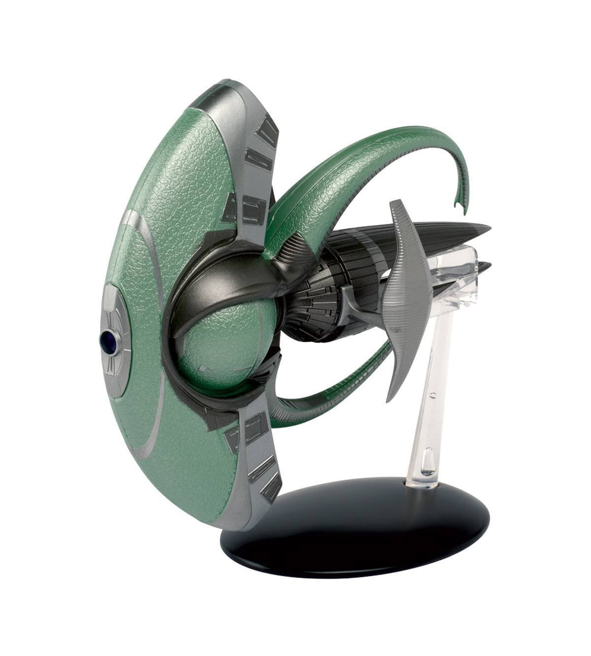 Star Trek Starships Spocks Jellyfish Ship with Magazine by Eaglemoss Publications