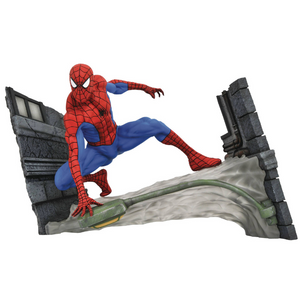 Marvel Gallery Spider-Man Comic Statue by Diamond Select Toys